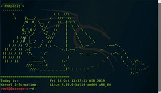 cara merubah warna tulisan di terminal kali linux