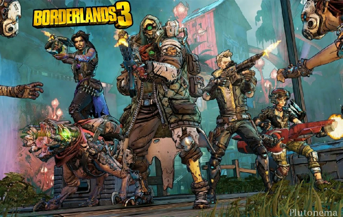 berita game, borderlands 3, game, gearbox software, google stadia, pc, playstation 4, rpg, xbox one,