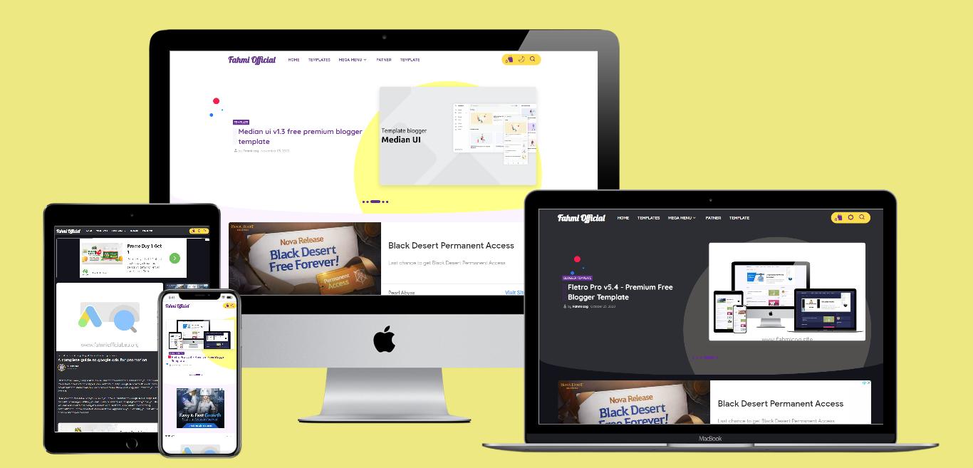 Download  Snapnews v3 Premium Blogger Template