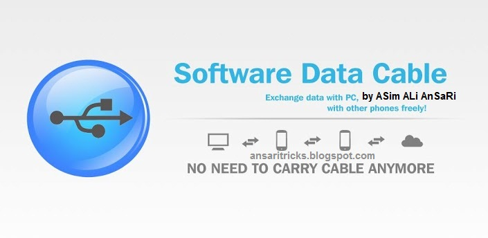 Software DataCable Full Version Free Download (For Android APK)