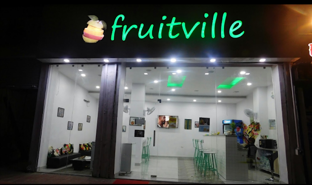 Fruitville - The Juice Lounge