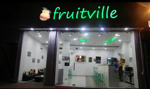 Fruitville - The Juice Lounge