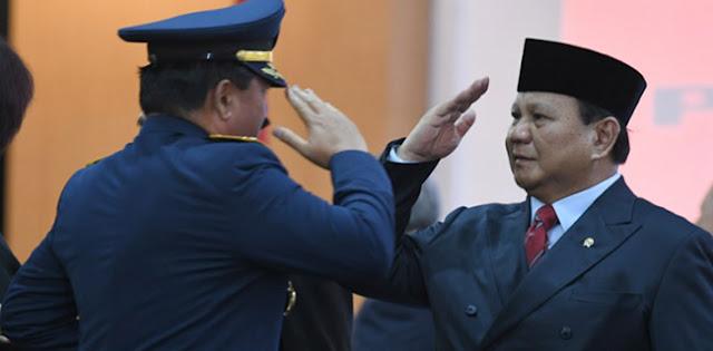 Pernah Dilarang, Prabowo Kini Diundang AS Usai Jadi Menhan