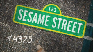 Sesame Street Episode 4325 Porridge Art season 43