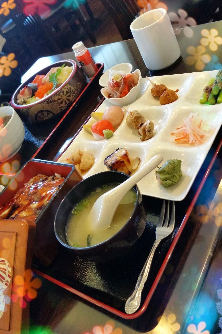 M Japanese Restaurant Steveston