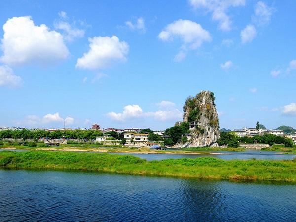 เขาฝูโปว (Fubo Hill: 伏波山) @ www.activitiesbank.com
