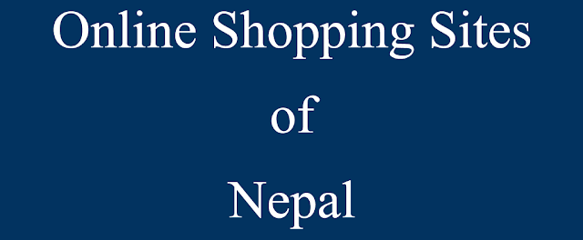 Top Best Online Shopping Sites of Nepal