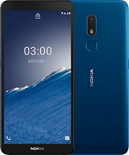 Nokia-C3-mobile