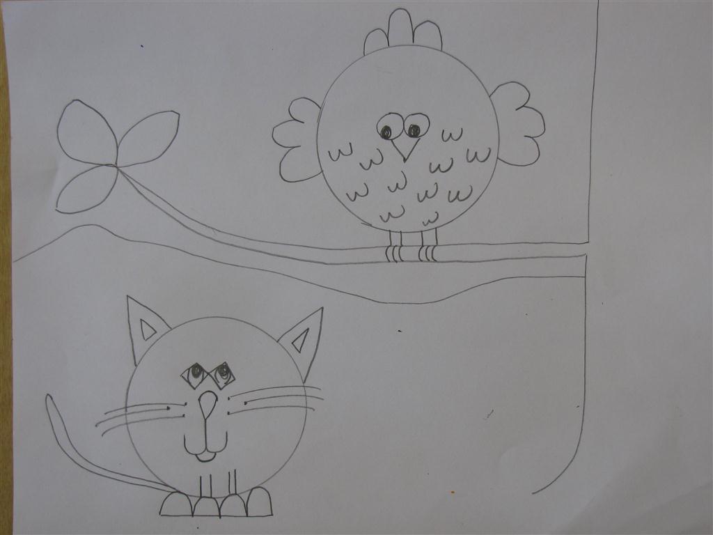 Easy Drawing For Class 3 Worksheet Grid Art Worksheets Grass Fedjp