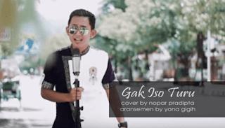 Lirik Lagu Gak Iso Turu - Nopar Pradipta