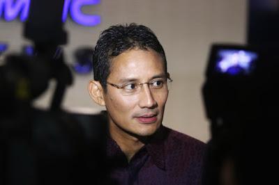 PKS-Gerindra Usung Sandiaga-Mardani di Pilgub DKI