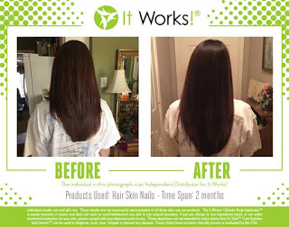 It Works Hair Skin Nails pic