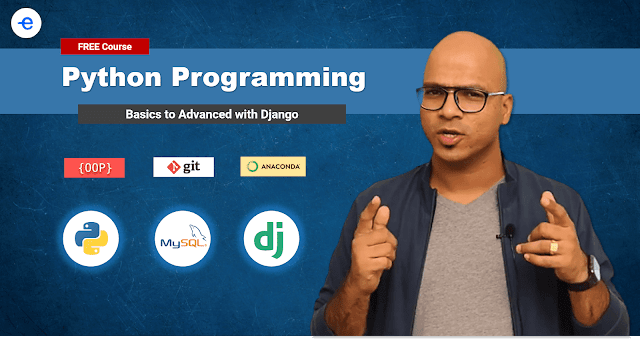Python for Beginner to Advanced with Django Course