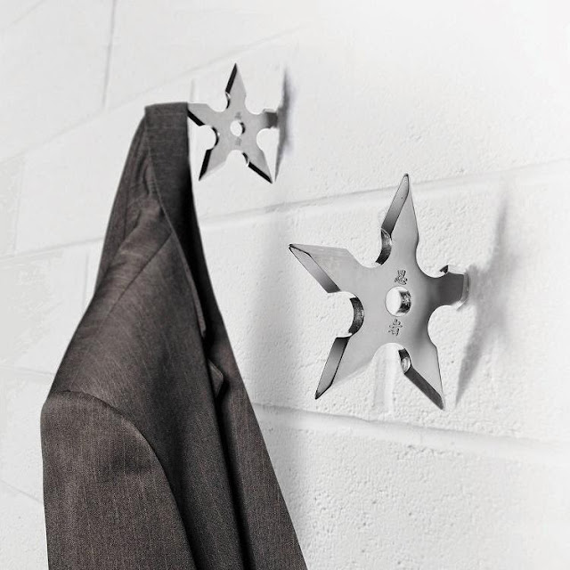 Awesome Wall Hooks and Coolest Coat Racks (15) 11
