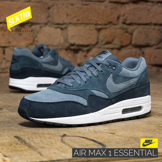 SOLEKITCHEN: Nike Air Max 1 Essential armory slate