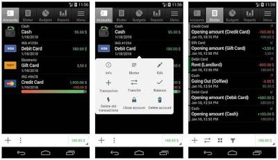 Aplikasi Pengelola Keuangan Pribadi di Android 5