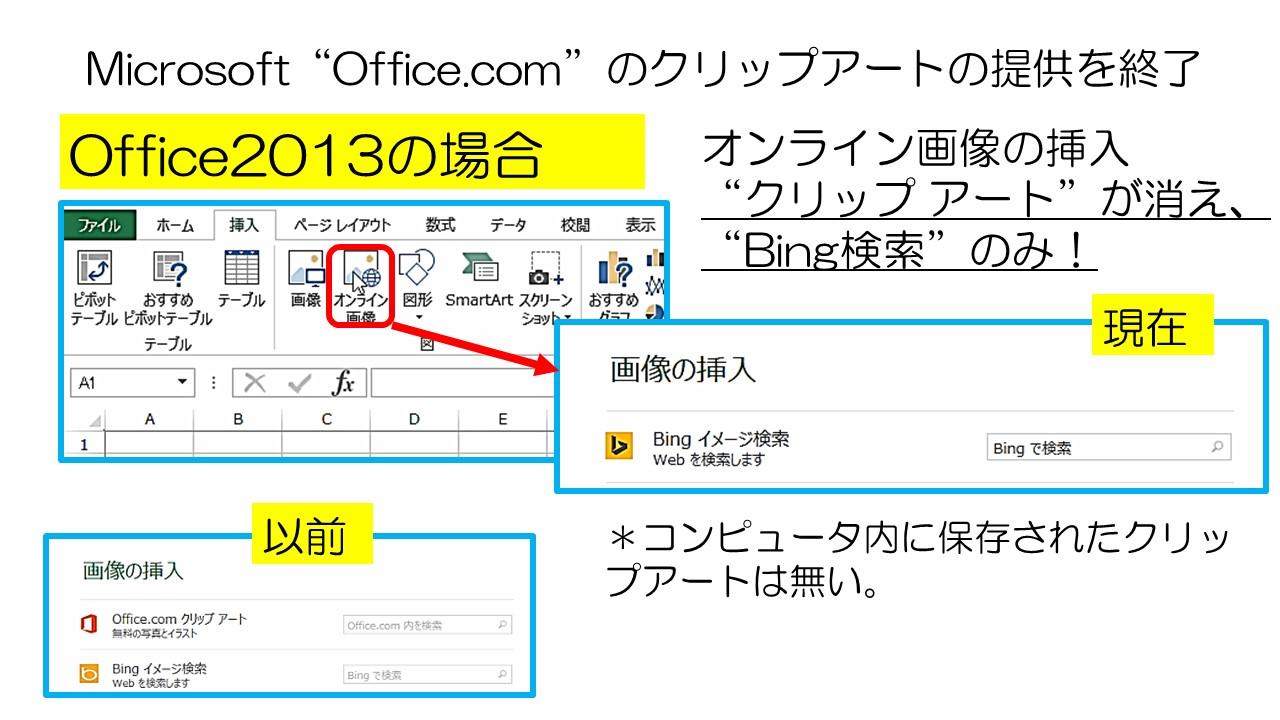 officeで使えるフリーの画像をインターネットで簡単に検索する方法