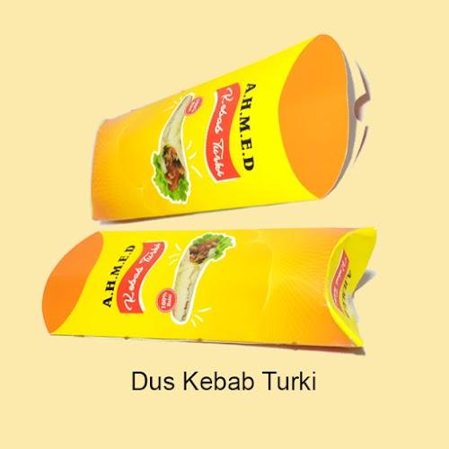 Cetak Dus Kebab Turki