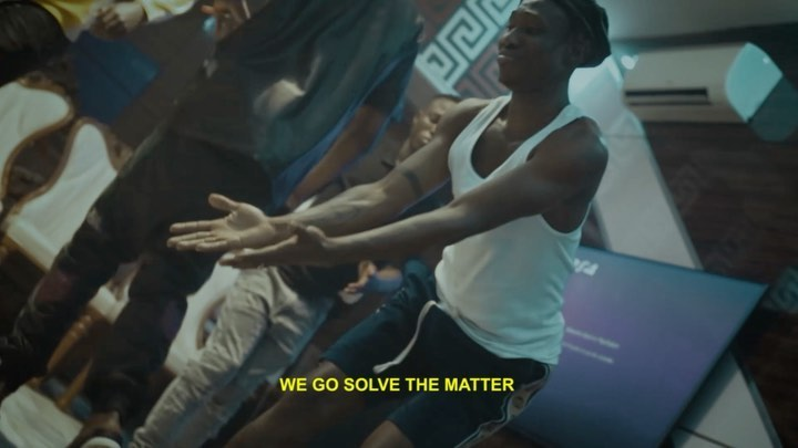 "[Snippet] Zlatan – ""The Matter"" #Arewapublisize"