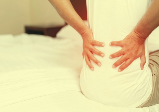Best Sleeping Position for Back Pain