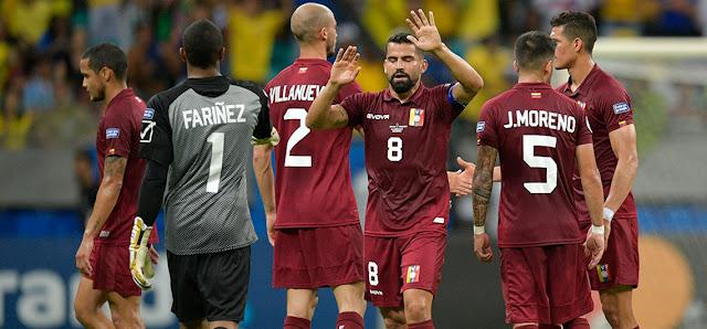 FÚTBOL: Conozca los 23 convocados de la selección Vinotinto ante amistoso con Colombia.