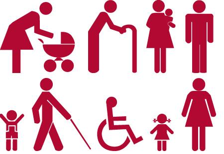 Entorno escorial los problemas de accesibilidad en san for Accesibilidad universal