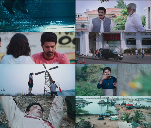 Operation Gold Fish 2019 Hindi Dubbed 1080p WEBRip