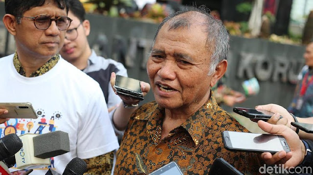 KPK Usul Jokowi Bentuk Kementerian Baru Urus Pencegahan Korupsi