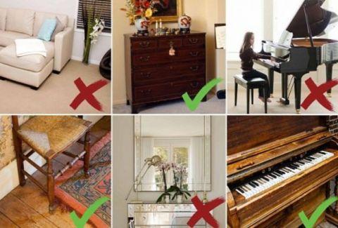 Οι διακοσμητές αποκαλύπτουν: Αυτά είναι τα δέκα αντικείμενα που ΔΕΝ πρέπει να έχουμε στα σπίτια μας!