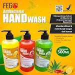Hand Wash Antibacterial