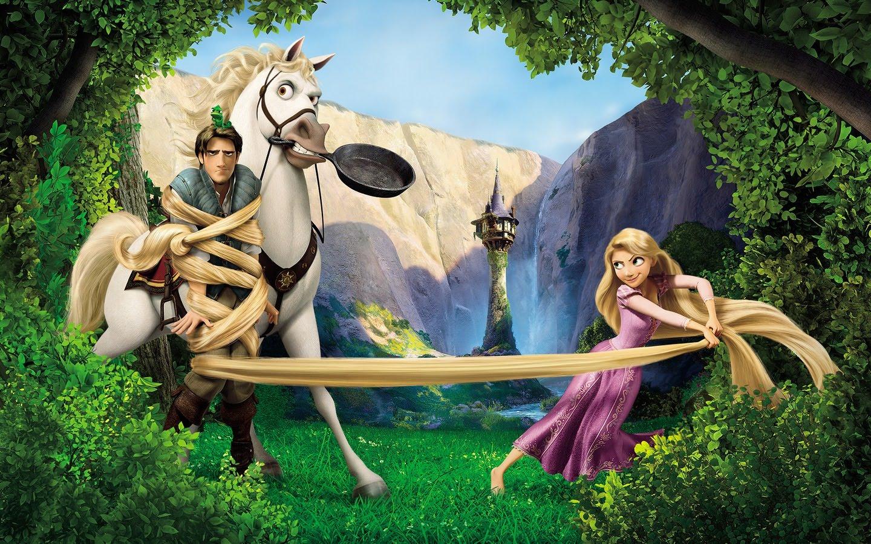 Fondos De Pantalla De Disney: DESCARGA GRATIS FONDOS DE PANTALLA DE ENREDADOS PARA