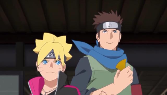 Boruto: Naruto Next Generations Episode 118 Subtitle Indonesia