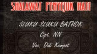 Lirik Lagu Sluku Sluku Bathok - Didi Kempot