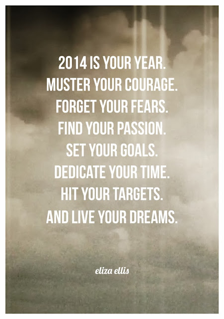 2014 is Your Year
