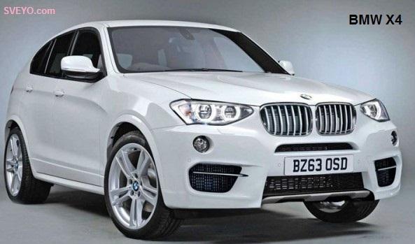 BMW X4 pics