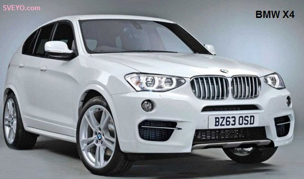 BMW X4 2013 released