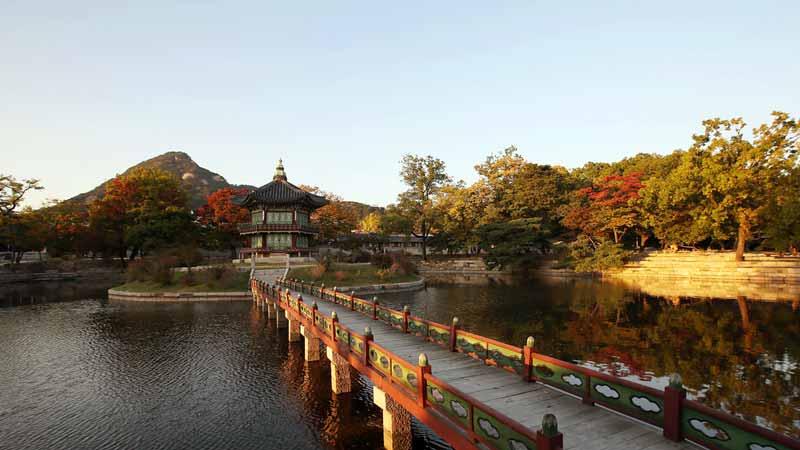 Tempat Wisata di Korea Selatan Saat Musim Gugu