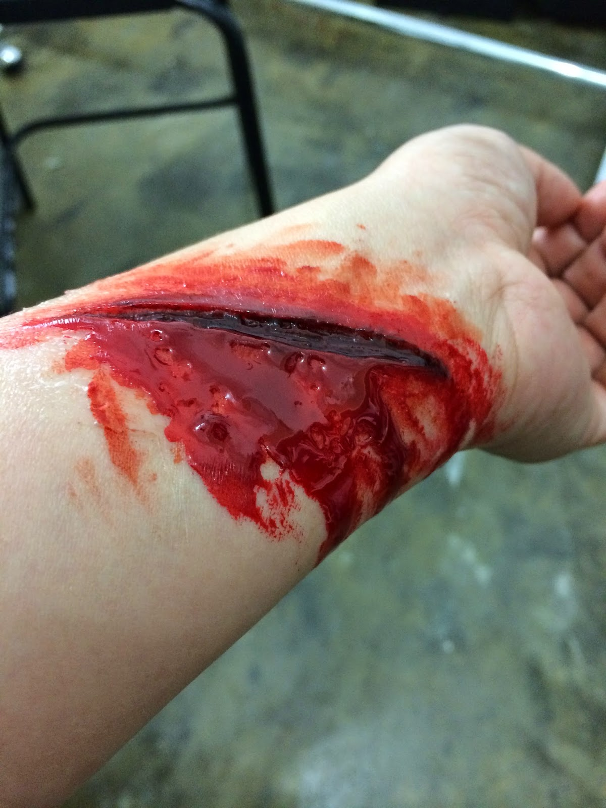 red ngoh special makeup effects sfx