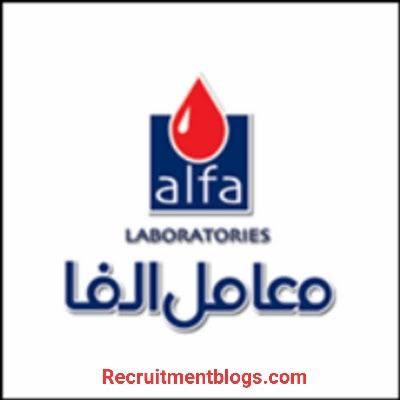 Chemist (Units) At Alfa Laboratories