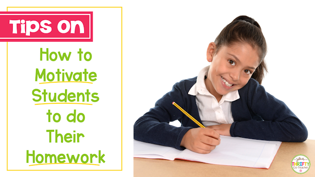 How to motivate students to do their homework is a challenge many teachers face. Here are several tips that teachers can implement for assigning homework to guarantee that most (if not all) of our students are turning in their homework on a consistent basis.