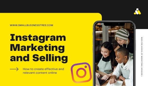 Instagram Marketing and Selling Business