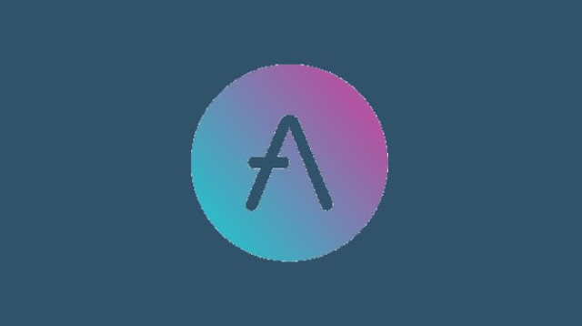 Gambar Token Aave (AAVE)