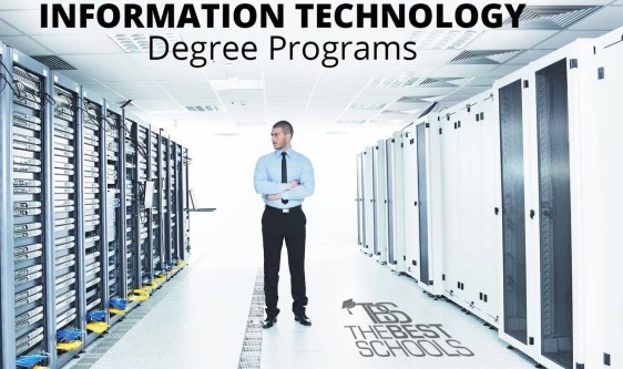 The Best Online Bachelor in Information Technology Degree