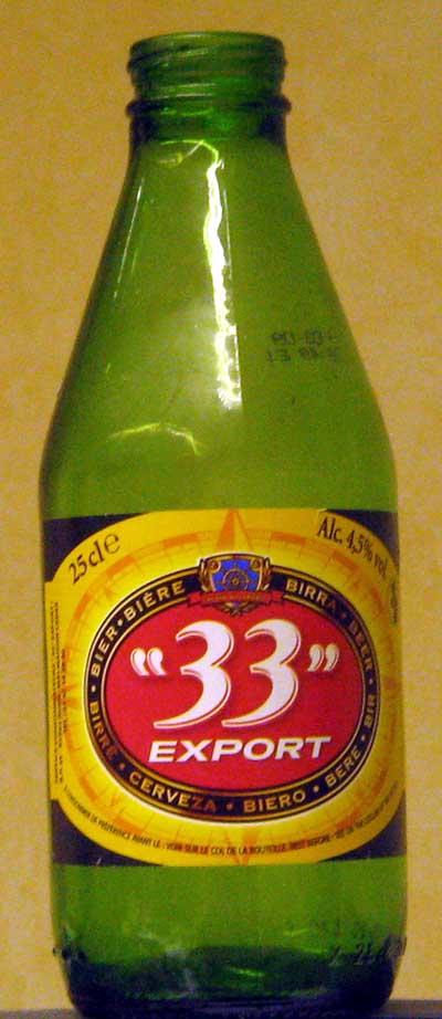 EL 33 Y LA NUMEROLOGIA