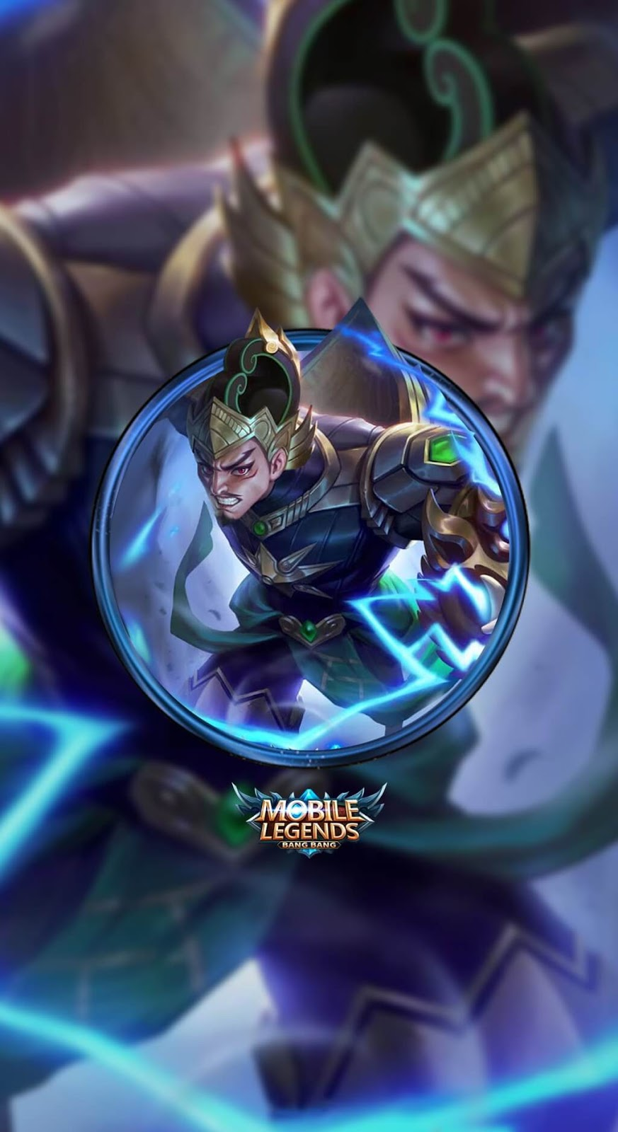 Wallpaper Gatotkaca Mighty Guardian Skin Mobile Legends HD for Mobile