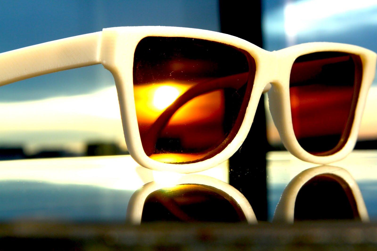 Recycled Fashion: Btl optical