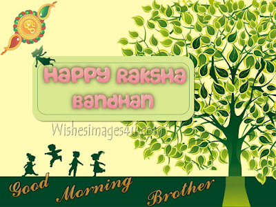2019 Raksha Bandhan Good Morning Photos For Brothers
