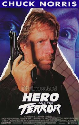 Sinopsis film Hero and the Terror (1988)