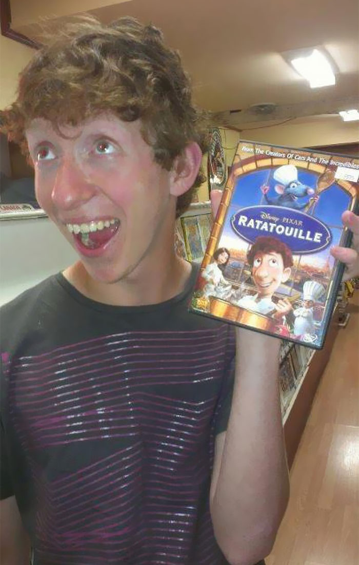 Ratatouille's Linguini In Real Life