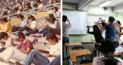 Perbedaan Kuliah Jaman Dulu dan Jaman Sekarang